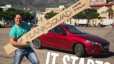 Giveaway | 2019 Plank Squad Photo