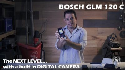 Vlog S2,E11 | Bosch Laser Measure Review | Fast & Accurate Flooring Measure Ups