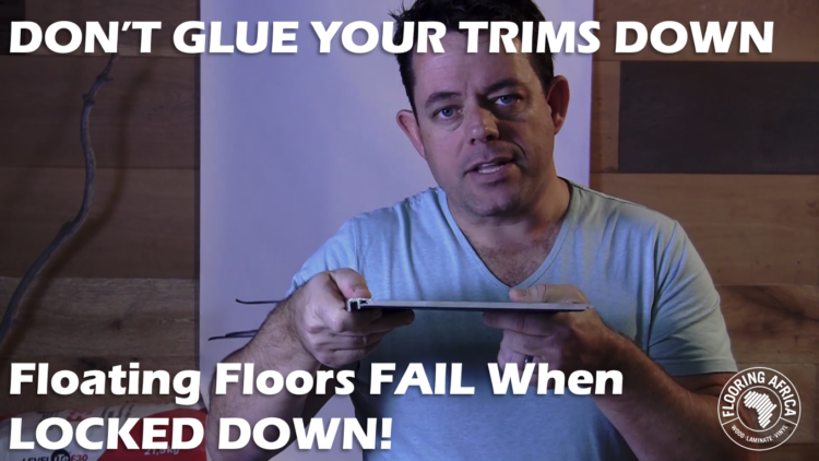 Vlog S2,E15 | How NOT to Install Floor Transitions | #savingfloors