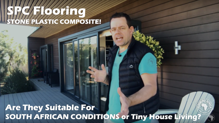 Vlog S2,E22 | SPC Flooring – Residential | Sapphire – Is It Good Enough For Tiny Living?