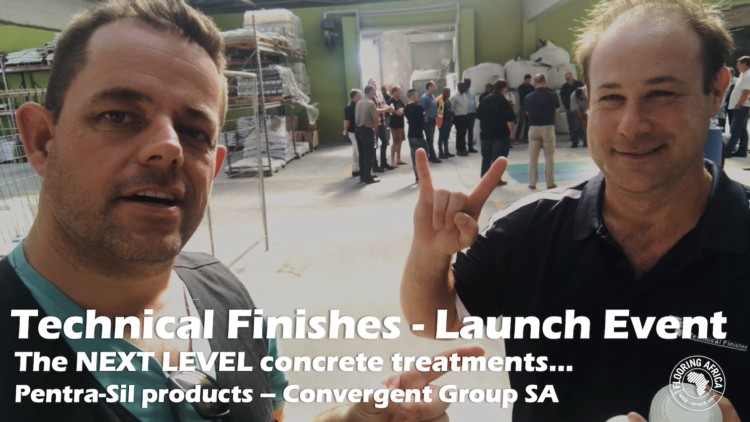 Event | Technical Finishes Pentra-Sil Launch